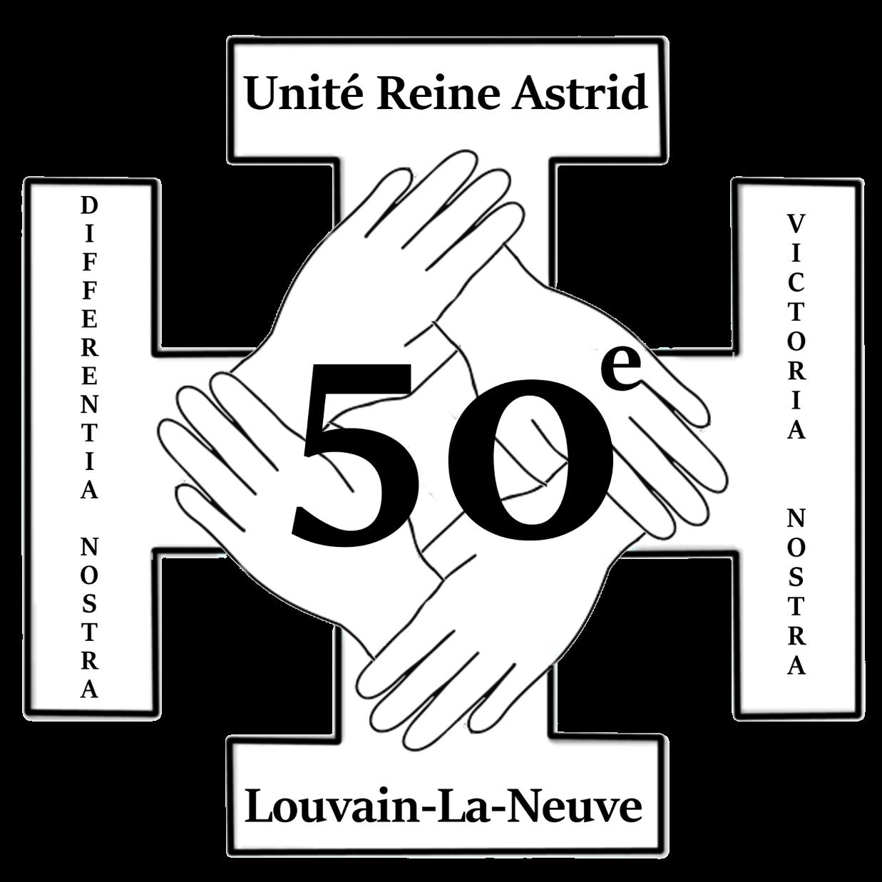 50ème Unité Reine Astrid